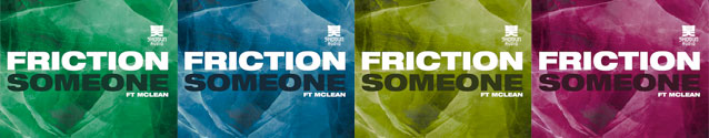 Friction - Someone (banner)