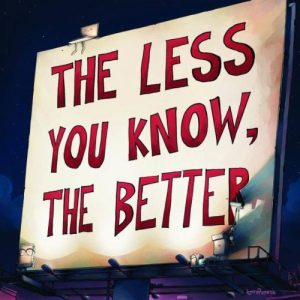 The Less You Know, The Better by DJ Shadow
