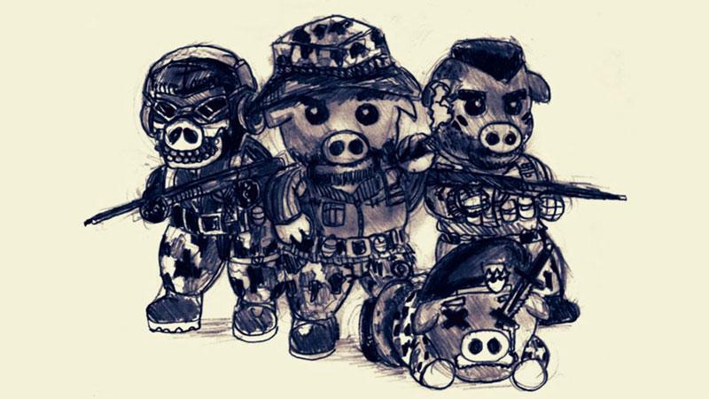 war pigs Mel gibson, colin farrell join 'war pigs' thriller | hollywood reporter                wwwhollywoodreportercom/news/mel-gibson-colin-farrell-join-war-pigs-thriller-1131041.