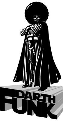 Darth Funky Vader