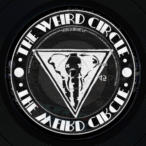 The Weird Circle by Voodoo Farm (Artwork)