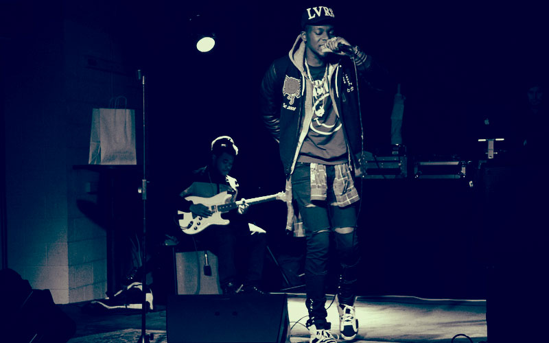 Theophilus London (Live in Minneapolis)