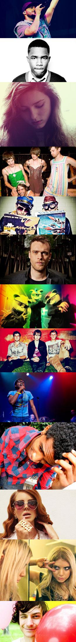 R&B to Indie (2011's Best)