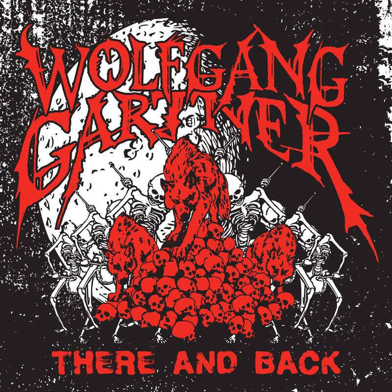 Wolfgang Gartner - There And Back (Artwork)