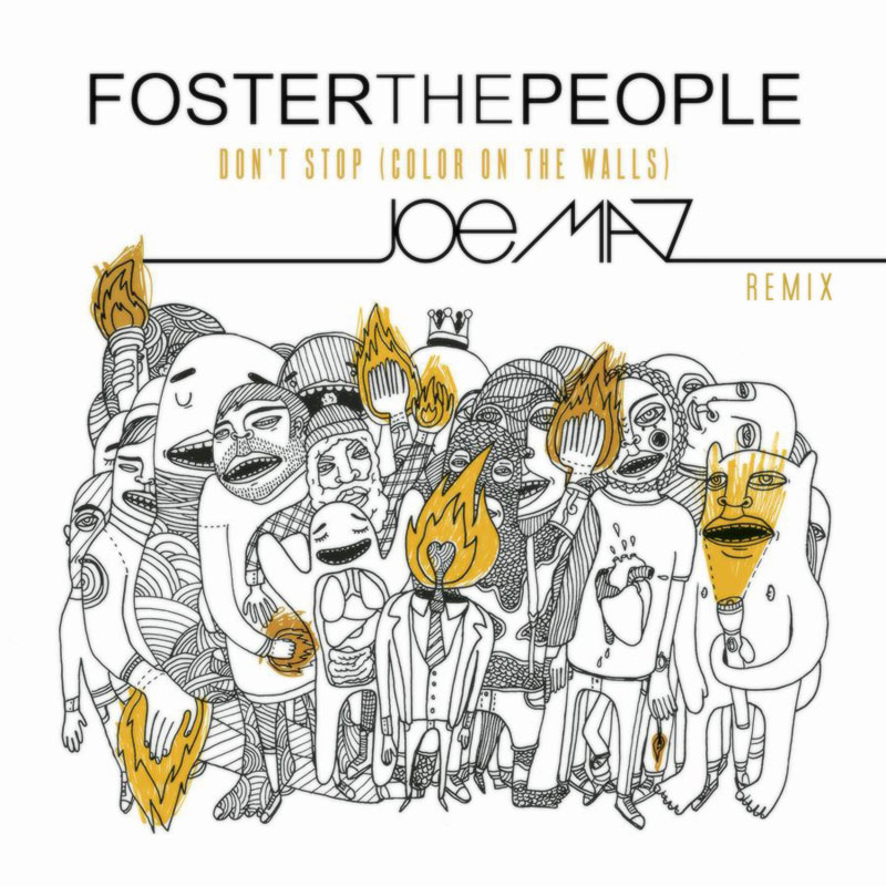 Foster The People (Remix by Joe-Maz) (banner)