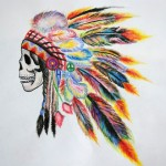 Madeaux - Beautifully Dead Native American