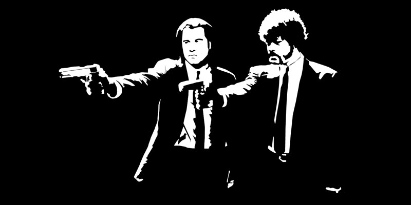 Pulp Fiction (Vector)