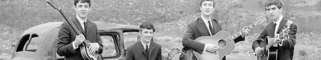 Young Beatles (banner)