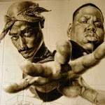 Notorious B.I.G. & 2Pac · Watching Over the Throne