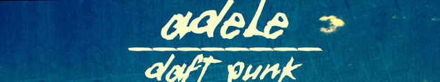 Adele & Daft Punk (banner)