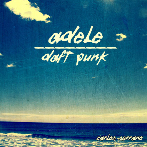 Adele & Daft Punk Mashup (Artwork)