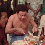 Muhammad Ali, Bill Withers & Don King (back in the day)