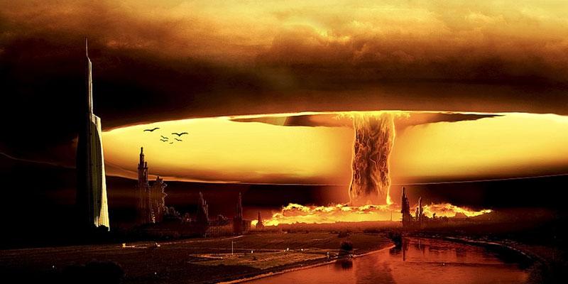 Drop Nuclear Bomb