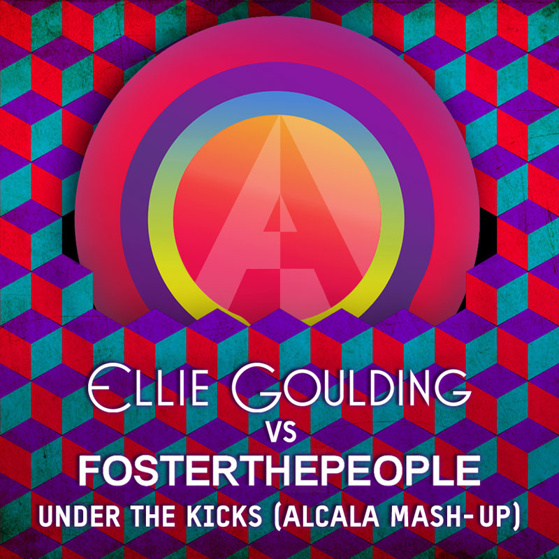Ellie Goulding & Foster the People (Artwork)