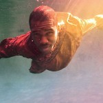 Frank Ocean Swimming under water