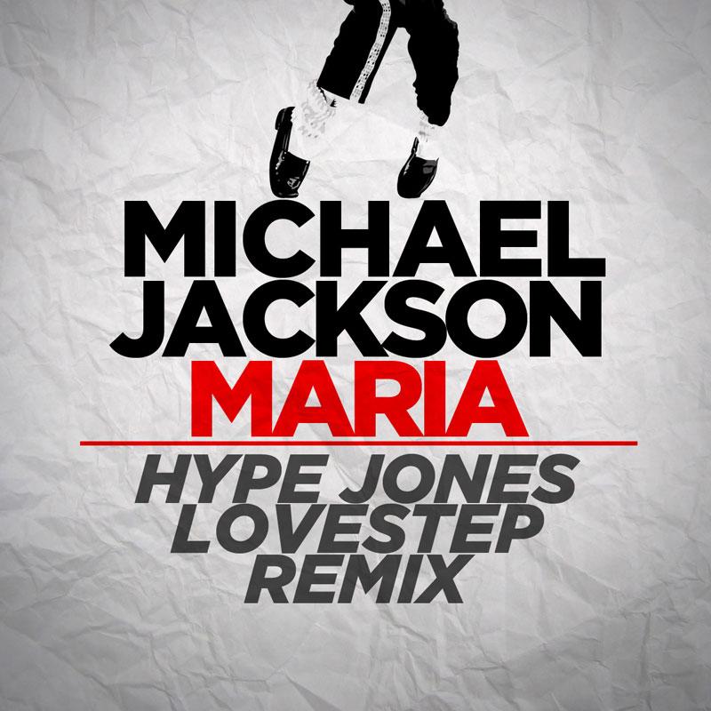 Michael Jackson - Maria (Hype Jones Remix) (Artwork)