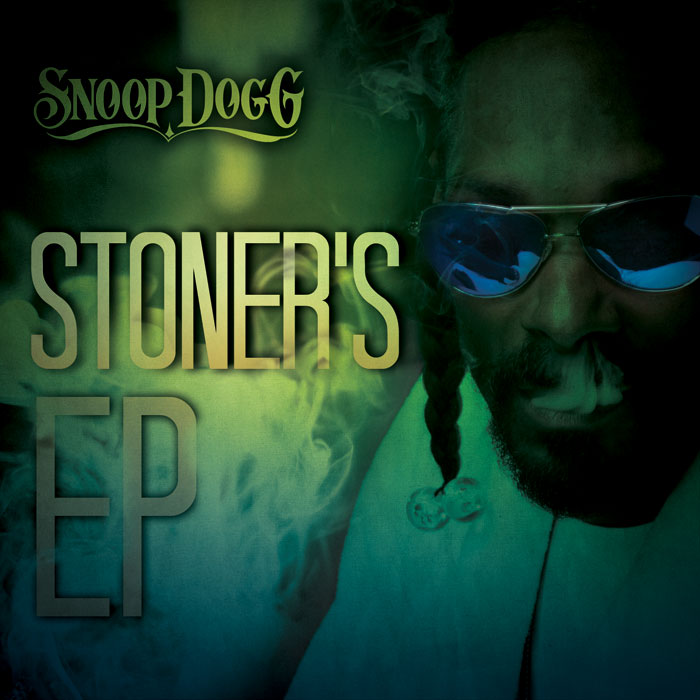 Snoop Dogg - Stoner's EP (Artwork)