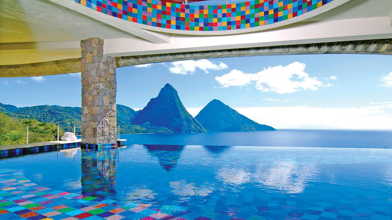 St. Lucia Pool