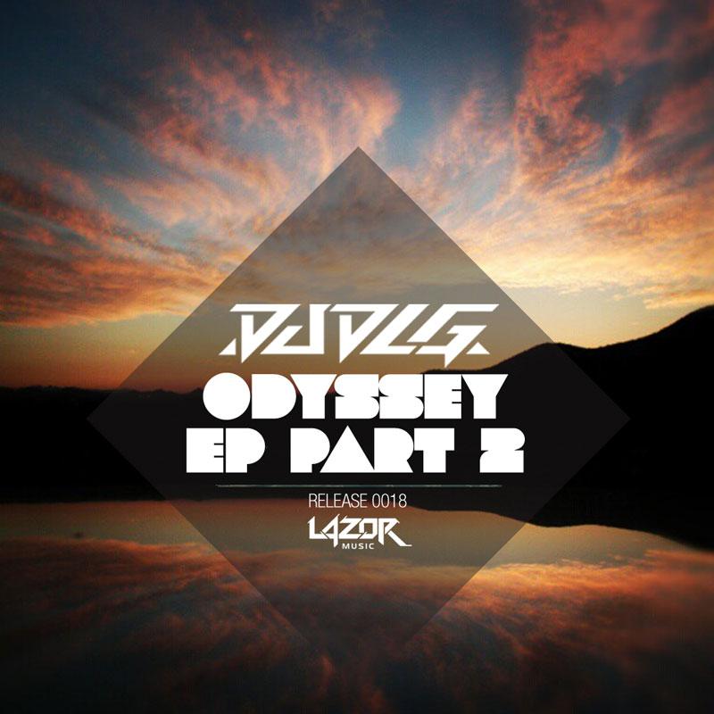 DJ DLG Odyssey EP 2