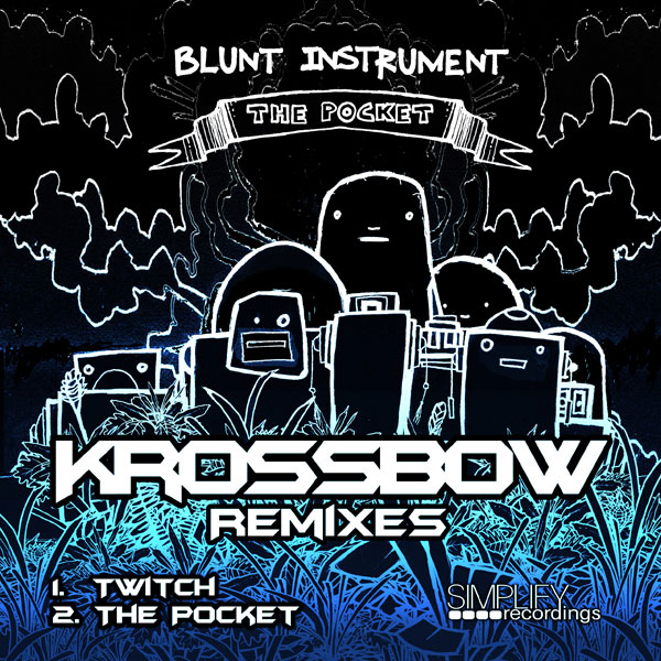 Blunt Instrument (Krossbow Remix) (Artwork)