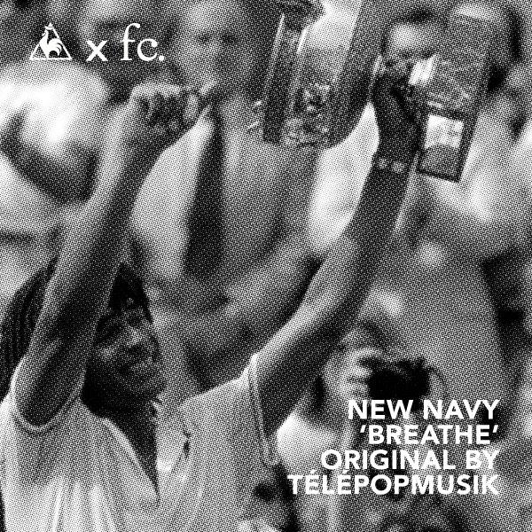 New Navy - Breathe (Telepopmusik Cover) (Artwork)