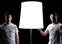 Big Gigantic (with lamp)