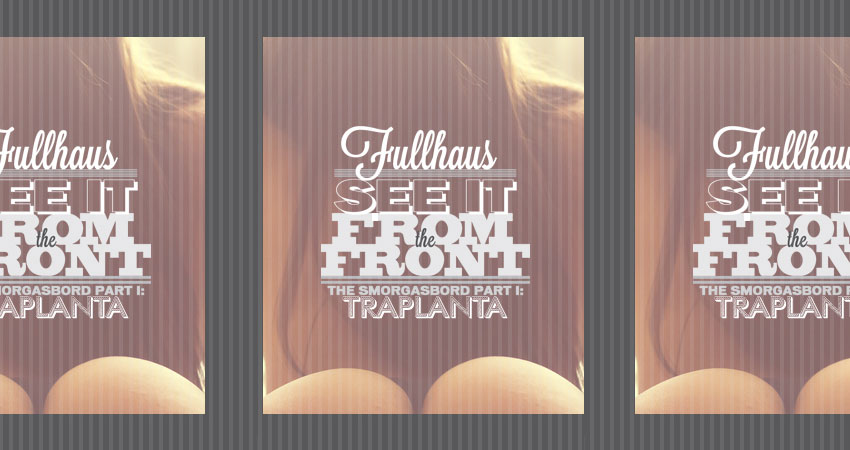 Fullhaus - See It From the Front (Artwork)