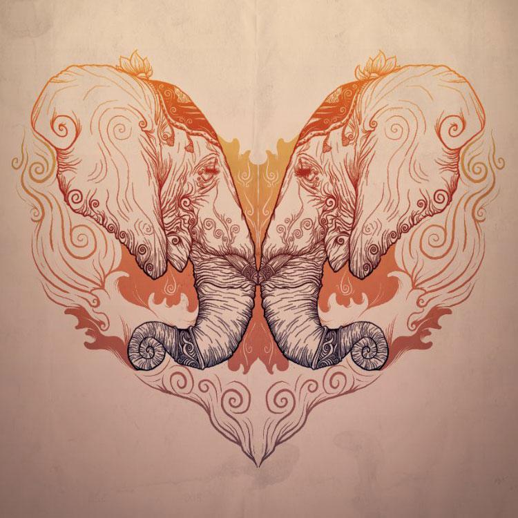 Love In The Circus (Artwork)