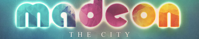 Madeon - The City (banner)