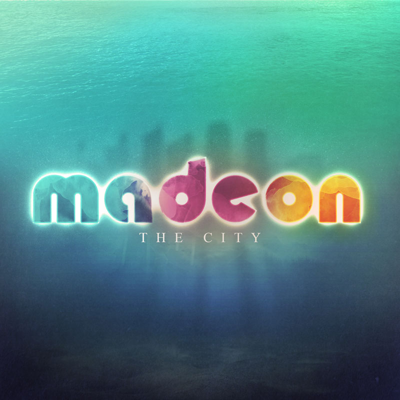 Madeon - The City (Artwork)