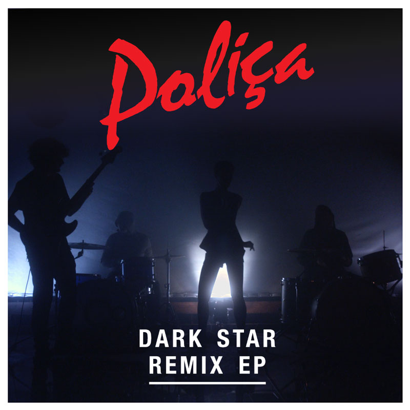 Polica Remixes EP (Artwork)