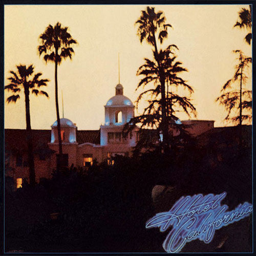 Hotel California by Eagles (Artwork)