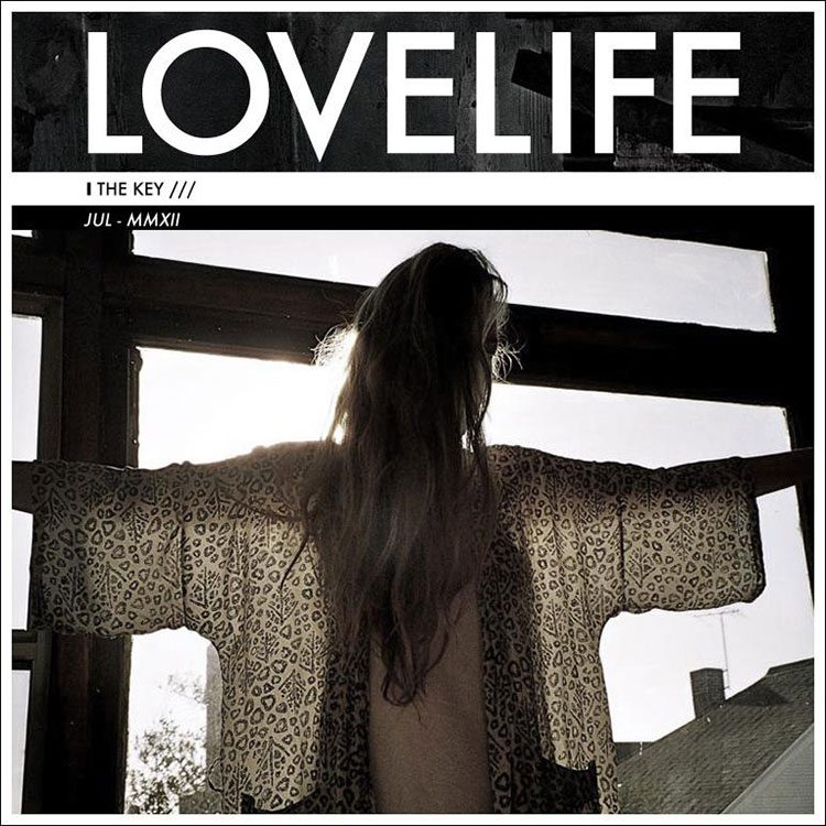 Lovelife - The Key (Artwork)