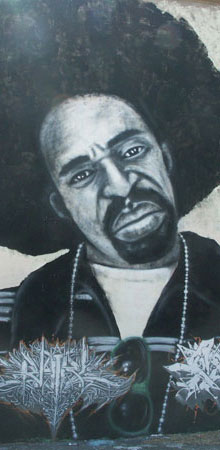 Mac Dre Graffiti