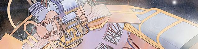 CATCHING FLIES - The Stars (banner)