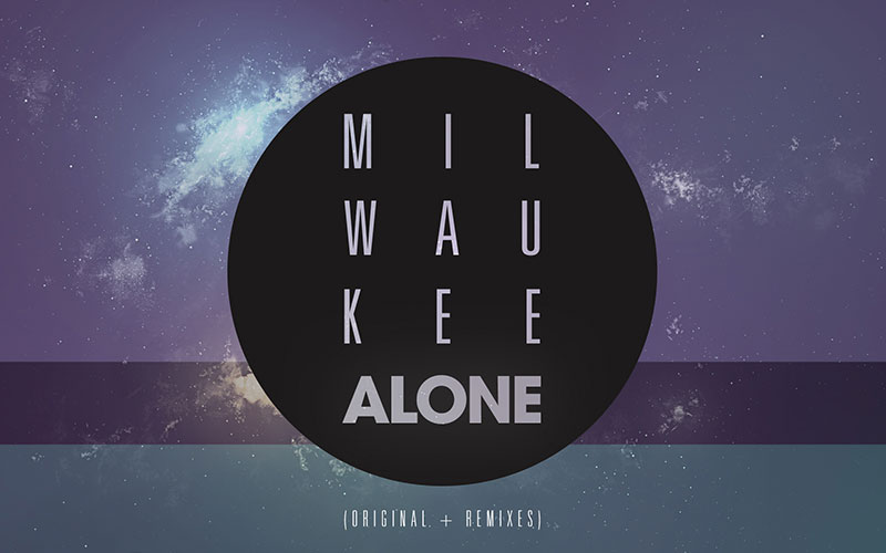 Milwaukee - Alone (artwork)