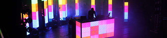 Pretty Lights Live (banner)
