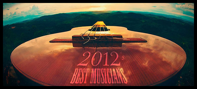 Best Music of 2012