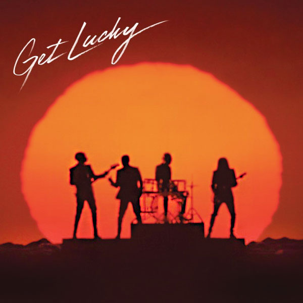 Daft Punk - Get Lucky (feat. Pharrell Williams and Nile Rodgers)