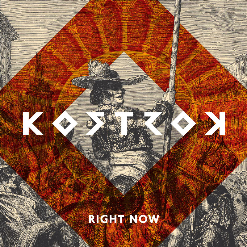 Kostrok - Right Now (Yuksek Remix) (artwork)