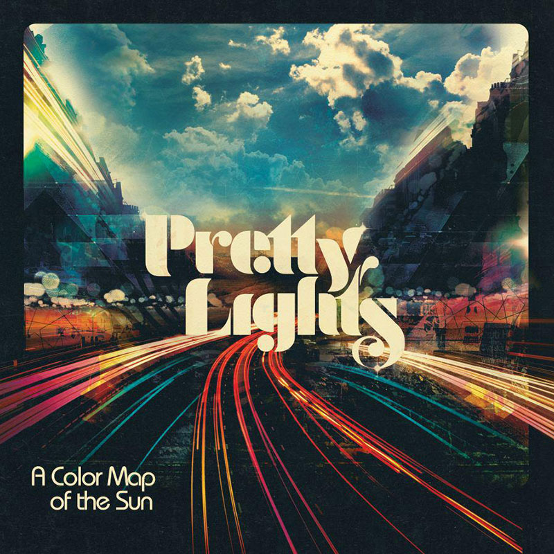 Pretty Lights - Around The Block (artwork)