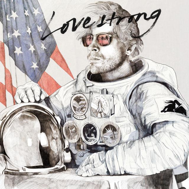 Moon Boots - Love Strong (artwork)
