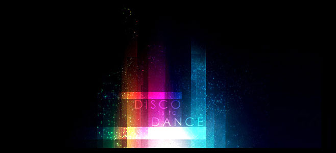 Disco is to Dance