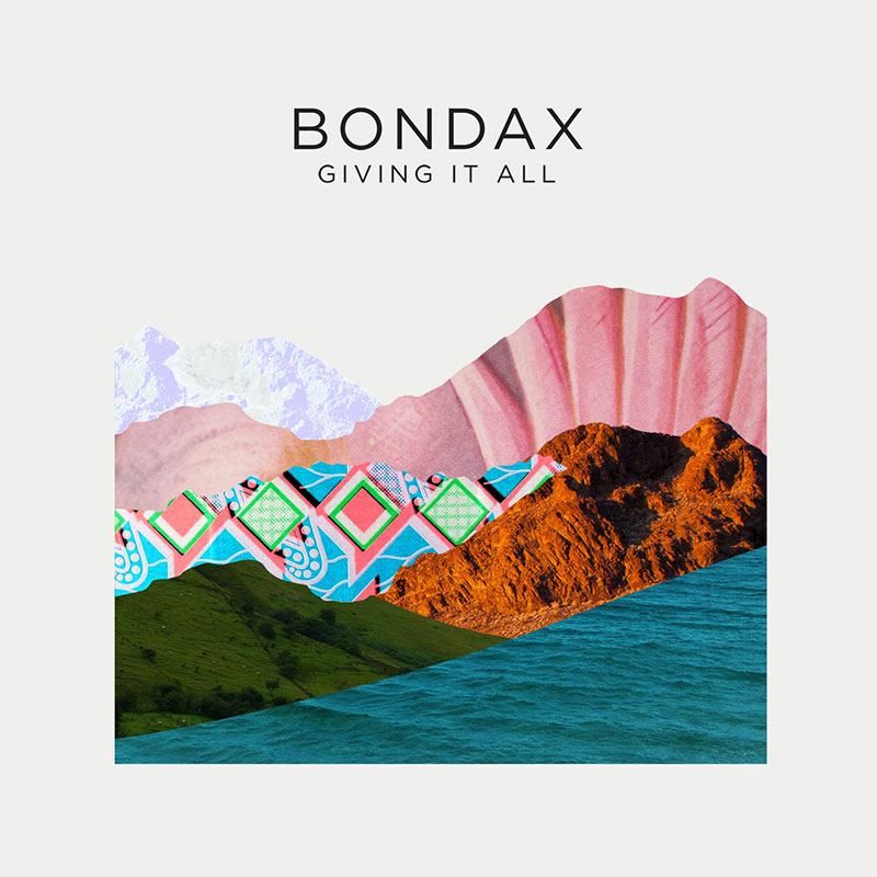 Bondax - Giving It All (artwork)