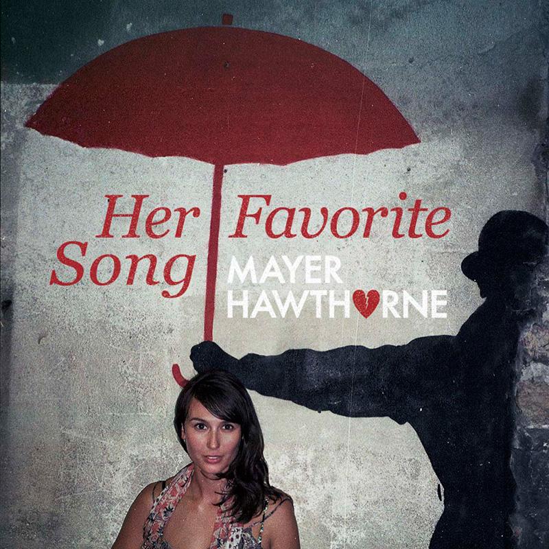 Mayer Hawthorne - Her Favorite Song (Oliver Remix) (artwork)