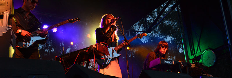 Outside Lands 2013 - Chromatics 2