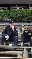 Outside Lands 2013 - Cops