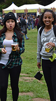 Outside Lands 2013 - Girls