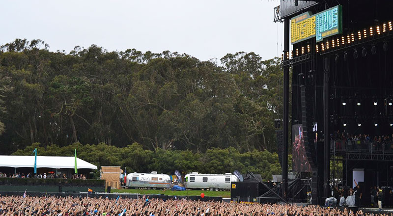 Jurassic 5 at Outside Lands 2013