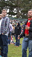 Outside Lands 2013 - Strange